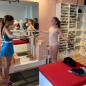TOZ by Esther Dansschool - In de DNC Store nieuwe balletpakjes en schoentjes kopen.